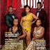 Ex BBNaija Housemates Uriel, CocoIce, Ese, Bassey & Soma Cover La Mode Magazine May Issue