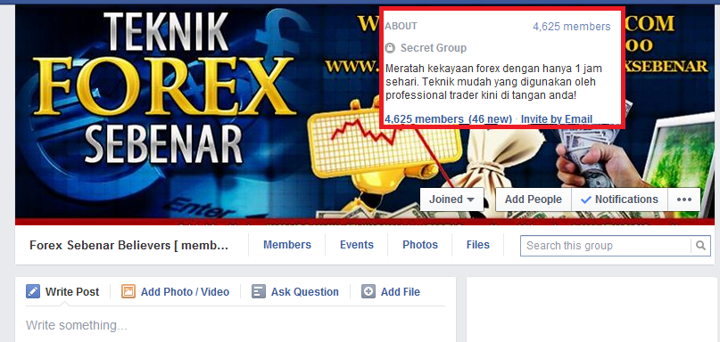 Forex facebook group
