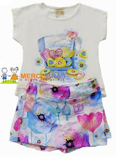 Atacadistas de moda infantil