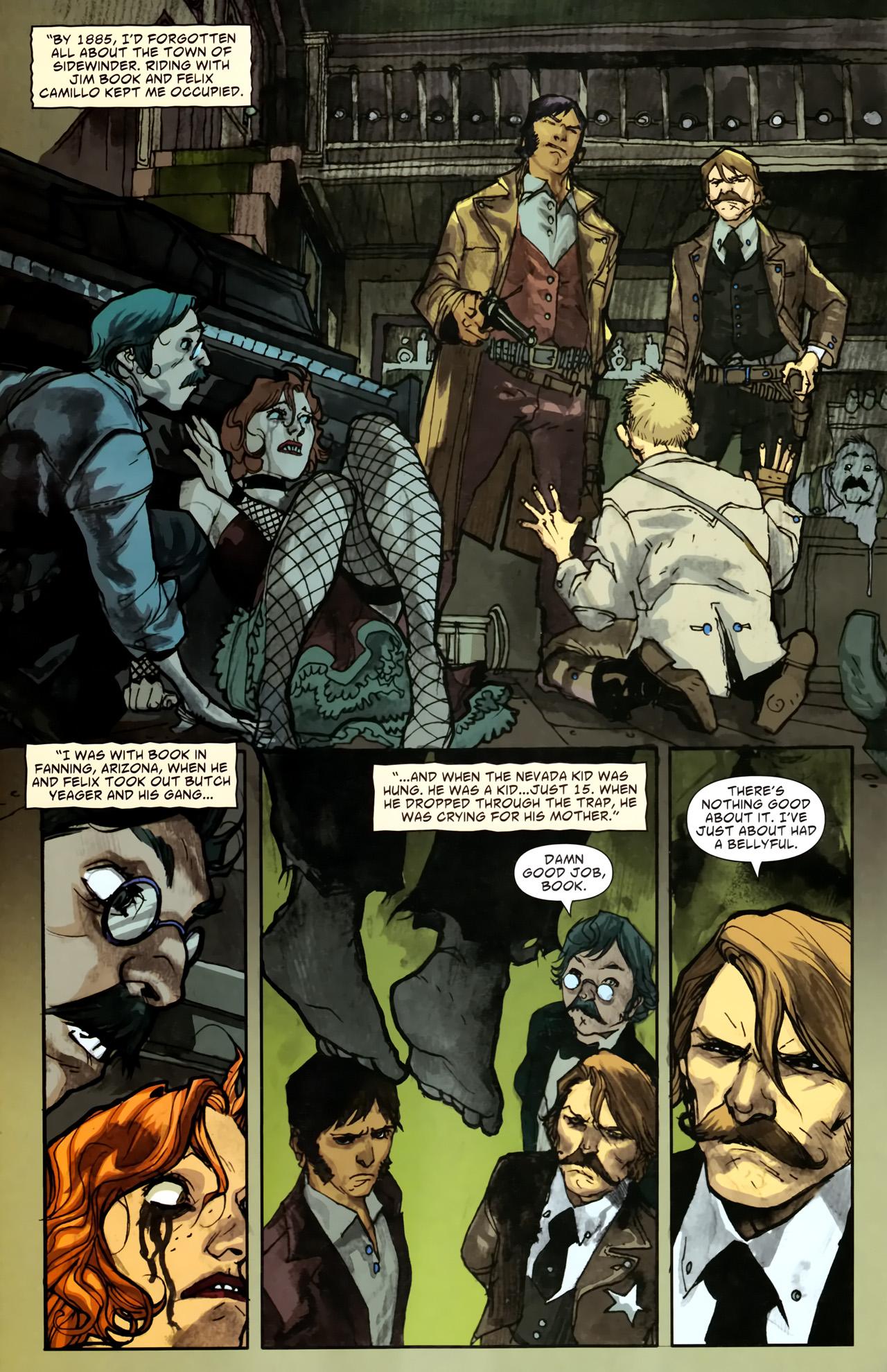 Read online American Vampire comic -  Issue #2 - 29