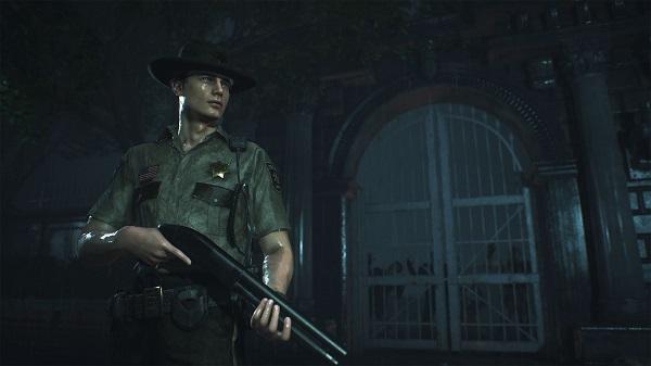 شاهد لعبة Resident Evil 2 و هي تعمل من خلال القوائم الكلاسيكية للجزء الأصلي