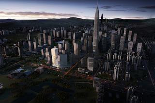 Nueva Arquitectura China