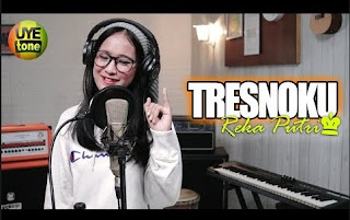 Lirik Lagu Tresnoku - Reka Putri