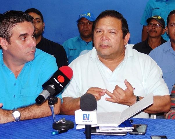 Andrés Velásquez convoca a un juicio ciudadano contra Rangel Gómez