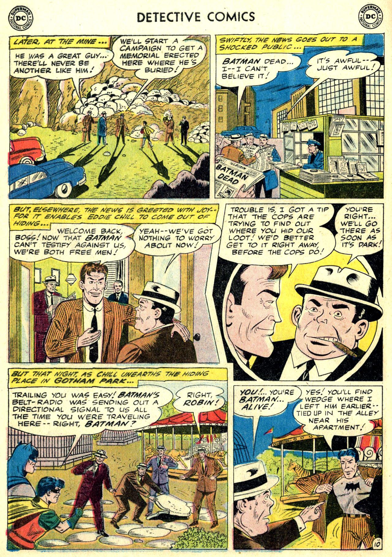 Detective Comics (1937) 281 Page 11
