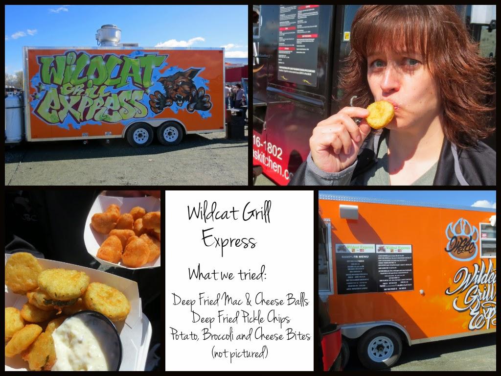 Wildcat Grill Food Truck
