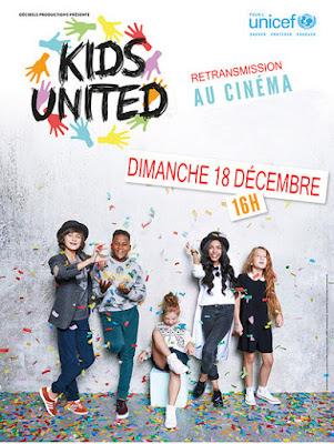 Affiche-Concert Kids United