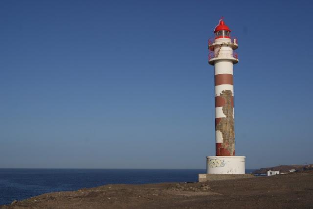 piscinas naturales del norte de Gran Canaria-faro de sardina