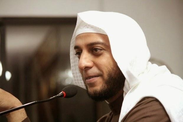 Mengenal Syaikh Ali Jaber, Imam Masjid Nabawi Yang Pimpin