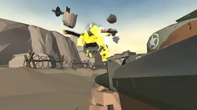 تحميل لعبة الحرب اطلاق النار World War Polygon نسخة معدلة للاجهزة الاندرويد