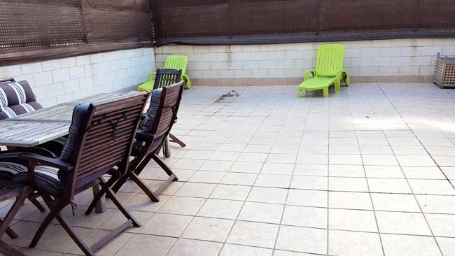 piso en venta calle doctor vicente altava castellon terraza1
