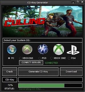 The Culling Key Generator (Free CD Key)