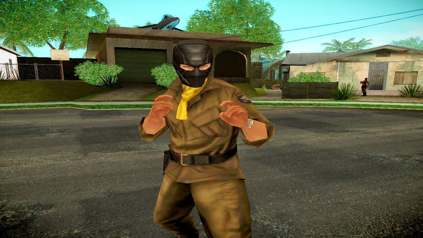 Rel Msf Soldier Kaz Suit Mgs Peace Walker