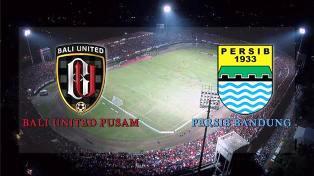 Bali United Pusam vs Persib Bandung