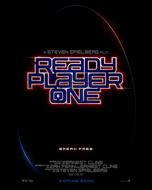 Ready Player One Trailer Unveil