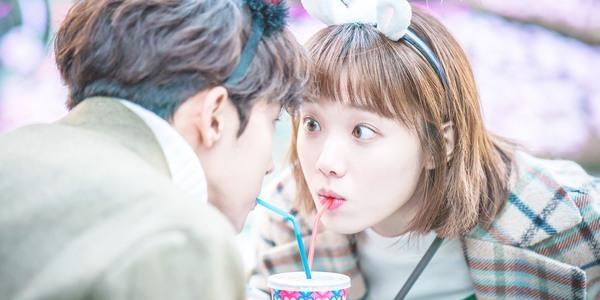 Nam Joo Hyuk dan Lee Su Kyung Jadian, Cieee...