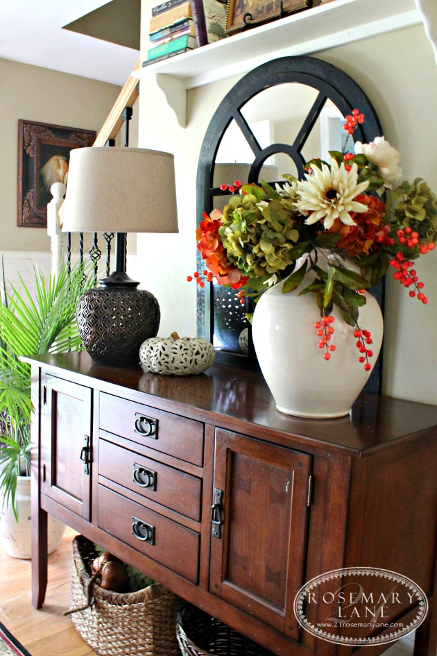Beautiful ... How Could One Not Be Fall Inspired...right??? What I Like To Do Is To  Bring Those Gorgeous Colors Into Our Home And Kind Of Sprinkle It All Around ! Home Design Ideas