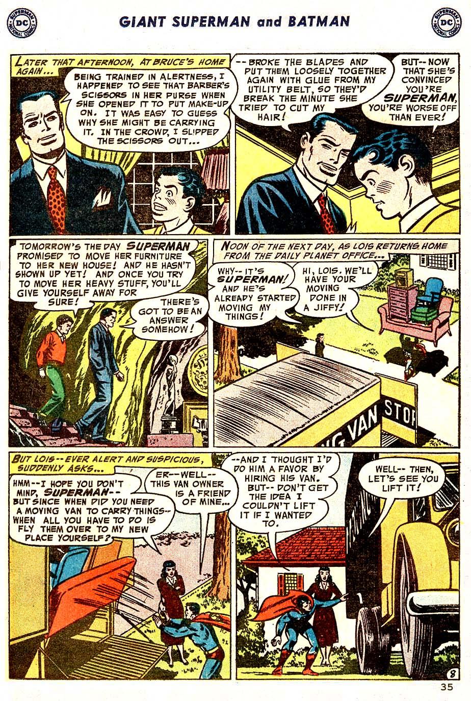 Read online World's Finest Comics comic -  Issue #179 - 37