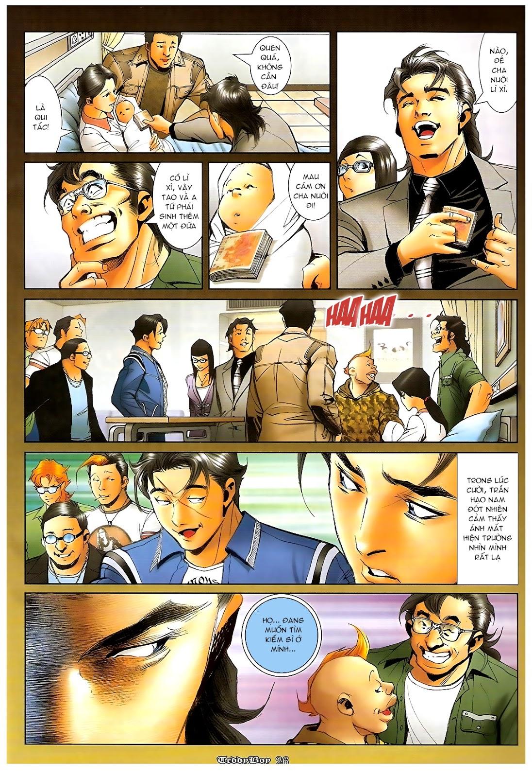 Người Trong Giang Hồ - Chapter 1209: Cai nghiện - Pic 23