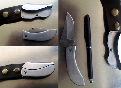 Belt Buckle Knife (EWR)