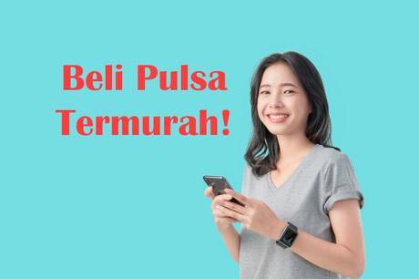 pulsa sudah jadi kebutuhan yang tak bisa dihindari mulai dari untuk melakukan panggilan t Aplikasi Beli Pulsa Murah yang Bisa Bikin Kamu Lebih Hemat