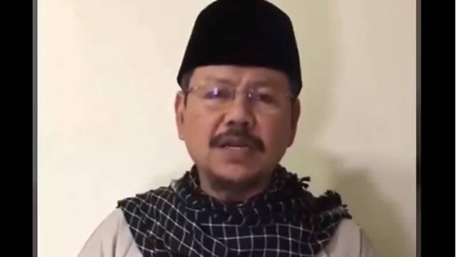 Ini Tanggapan Eks Jubir HTI Ismail Yusanto soal Pembakaran Bendera Tauhid