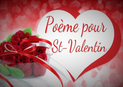 Carte virtuelle pour la saint-valentin