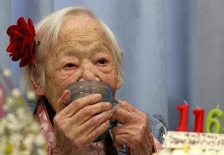 10 Manusia Tertua di Dunia