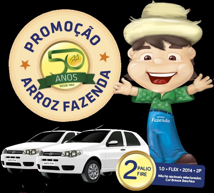Promoção Arroz Fazenda