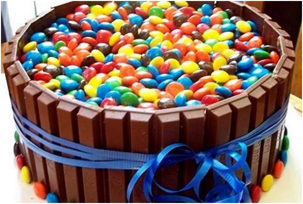 evde doğum günü pastası yapmak
