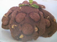 Cara Membuat Choco Crunch Cookies
