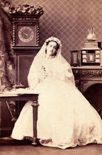 Adelina Patti as Lucia di Lammermoor