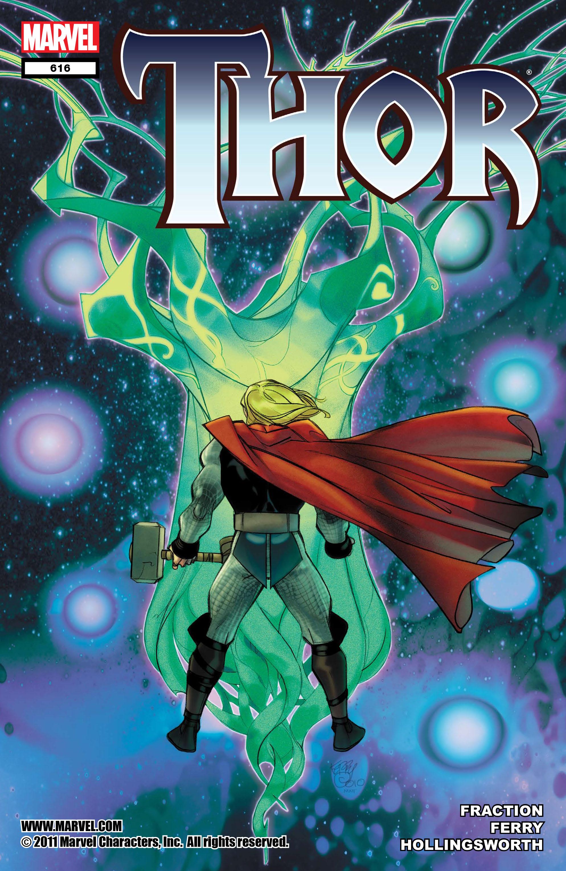 Thor (2007) Issue #616 #29 - English 1