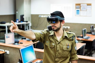 HoloLens στον ισραηλινό στρατό