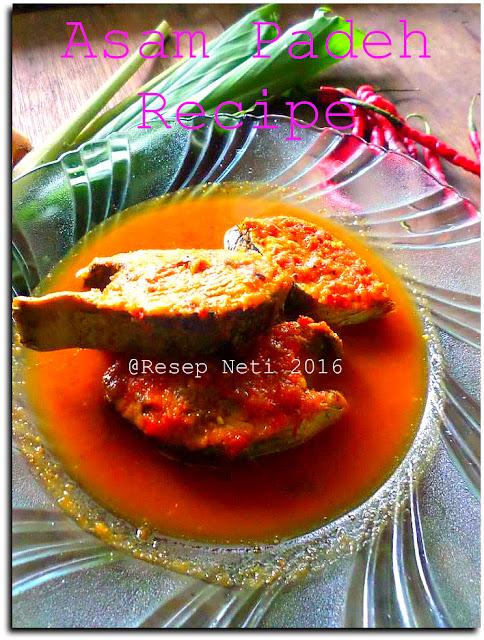 asam padeh @Resep Neti 2016