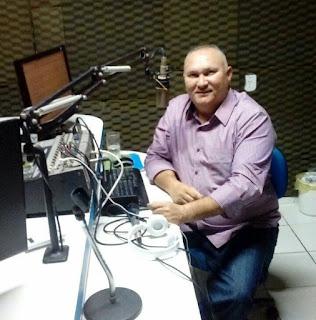 Radialista sofre ameaças em Varjota