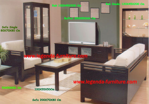 Trendy Home Furniture Minimalis 080911