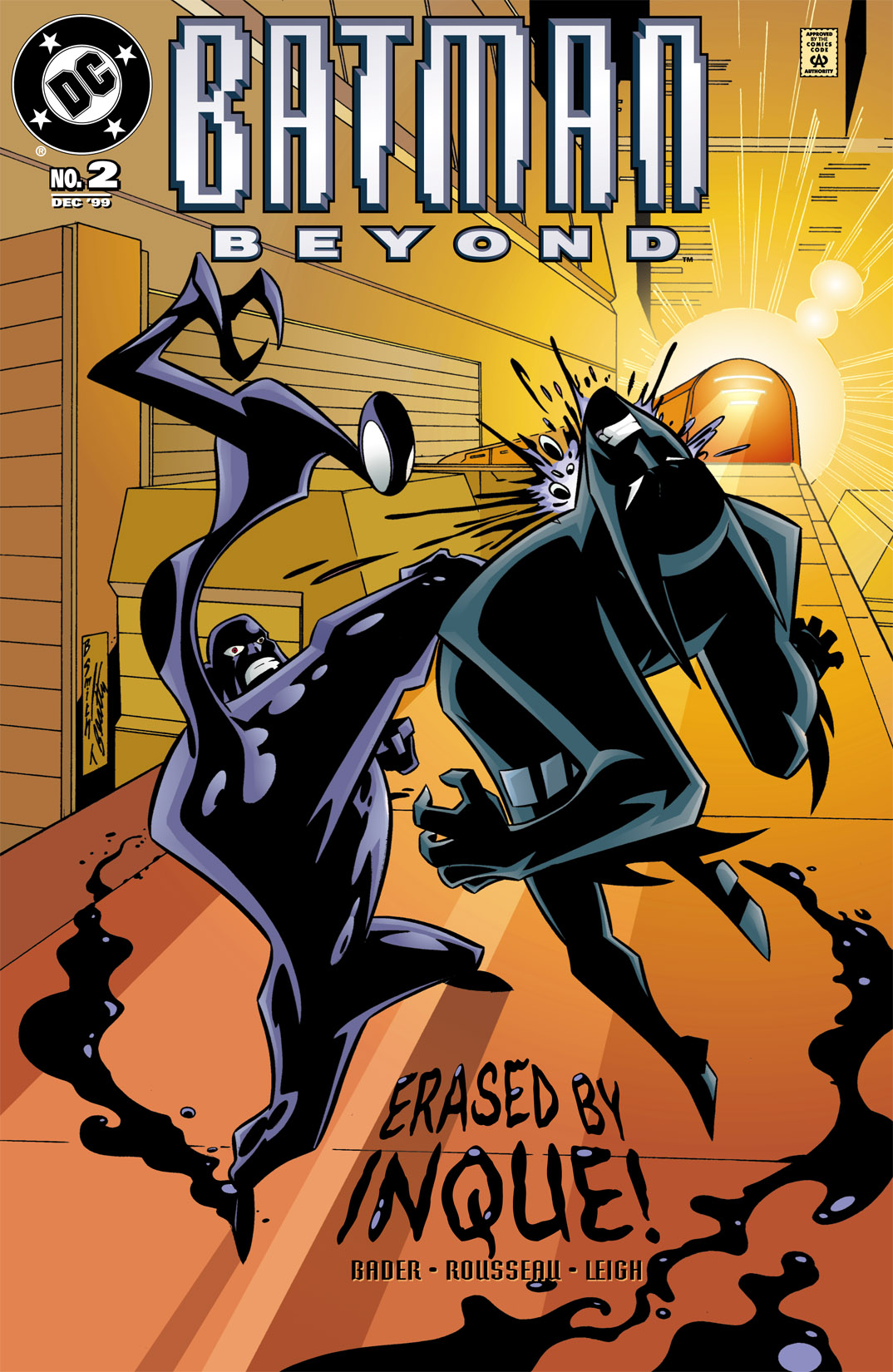 Batman Beyond [II] Issue #2 #2 - English 1