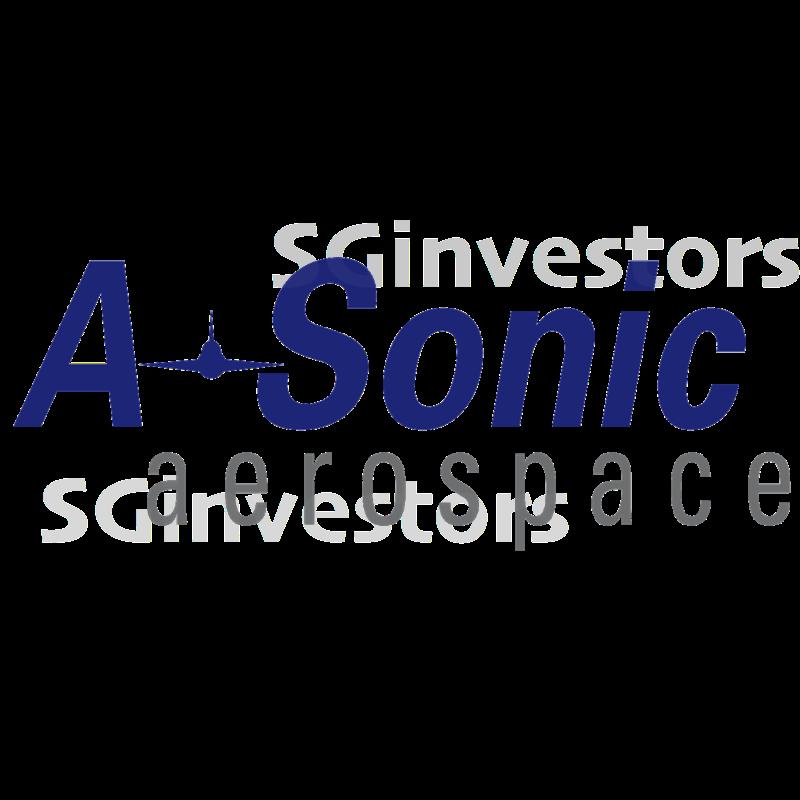 A-SONIC AEROSPACE LIMITED (SGX:BTJ) @ SGinvestors.io