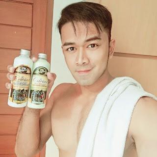 Shampoo dan Conditioner Caviar Cocok Untuk Pria Juga
