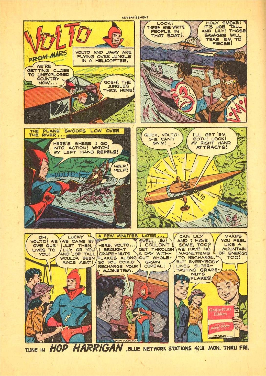 Read online Action Comics (1938) comic -  Issue #92 - 22