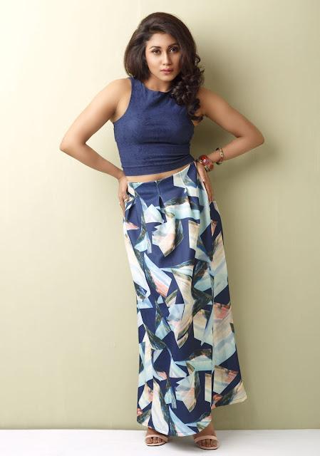 Actress meghali latest photoshoot