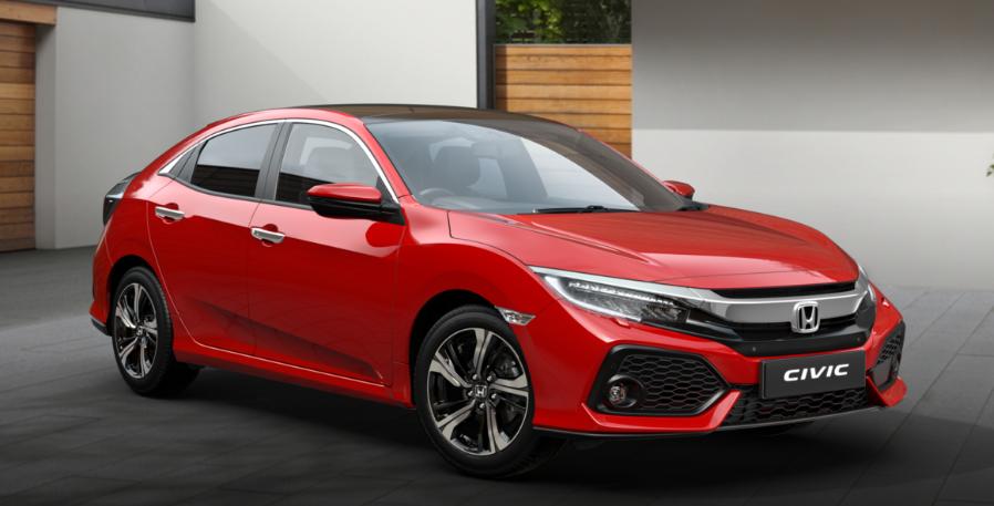 Honda civic 2018 couleurs colors for 2018 honda civic colors