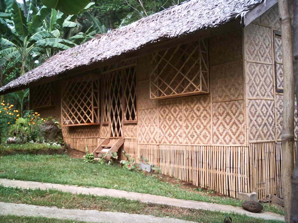 Retired Thinkings Our Nipa Hut