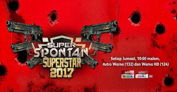 Super Spontan Superstar (2017)