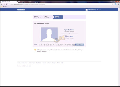 Creating Facebook Fan Page - Step 2