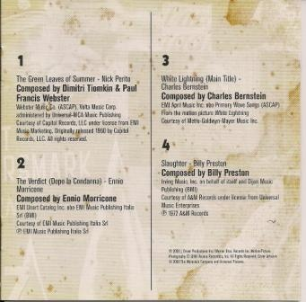 Music Crates: Inglourious Basterds - Soundtrack 2009