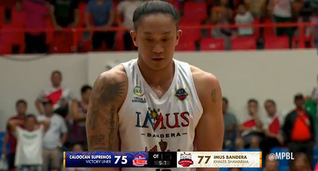 Jayjay Helterbrand's MPBL Debut Highlights (VIDEO)