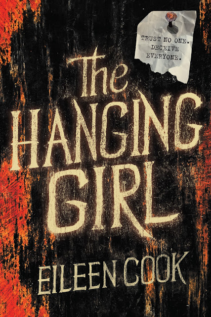 The Hanging Girl by Eileen Cook: A Blog Tour ~ Jump Into Books