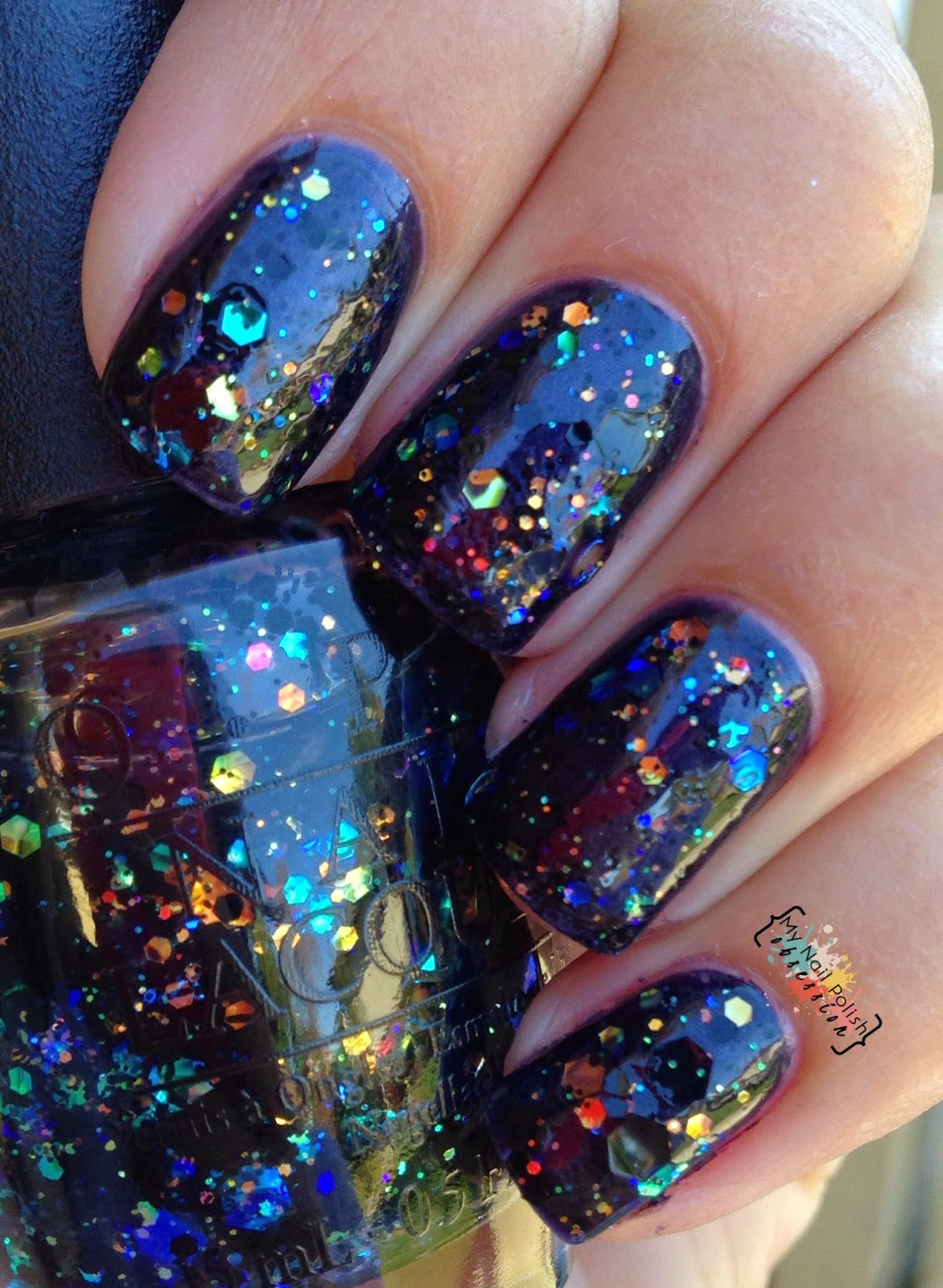 My Nail Polish Obsession: OPI Comet In The Sky
